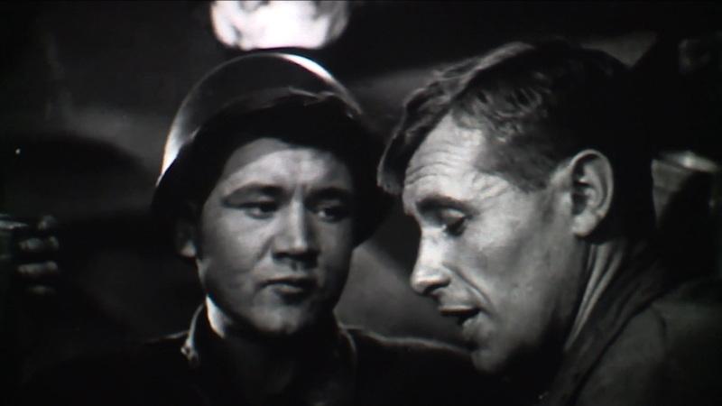 «Два бойца» (реж. Леонид Луков, 1943) - Борис Андреев,  Марк Бернес - фильм (фото, кадр)
