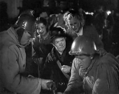 «Два бойца» (реж. Леонид Луков, 1943) - Борис Андреев - фильм (фото, кадр)