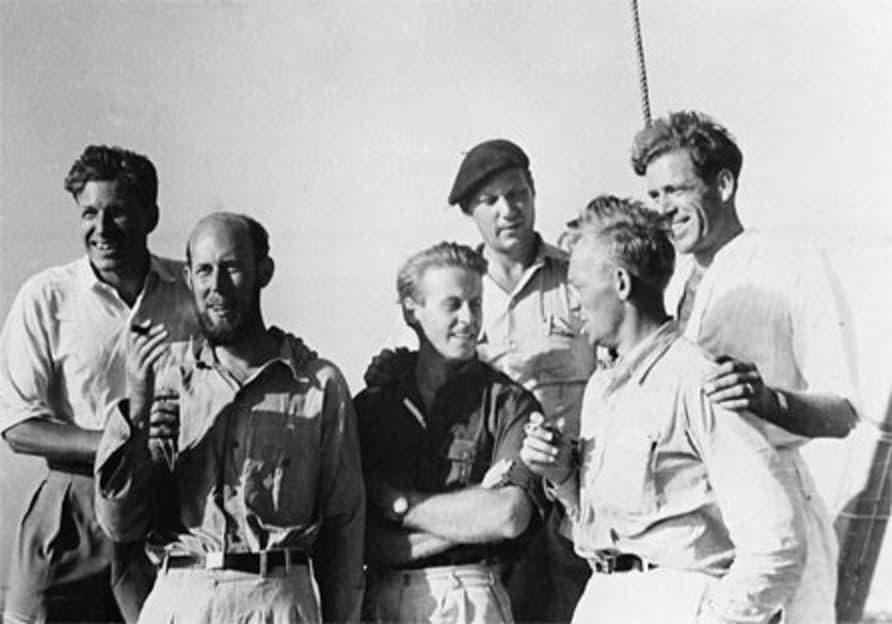 «Кон-Тики». 1947 год.