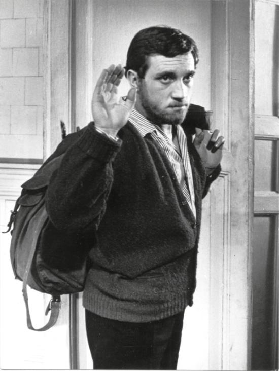 «Короткие встречи» (реж.  Кира Муратова, 1967) - Владимир Высоцкий - фильм (фото, кадр)