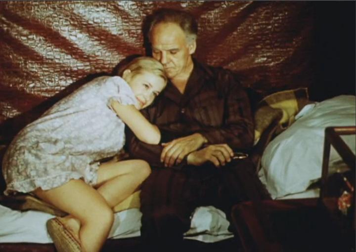 «Монолог» (реж. Илья Авербах, 1972) - Михаил Глузский, Марина Неелова - фильм (фото, кадр)