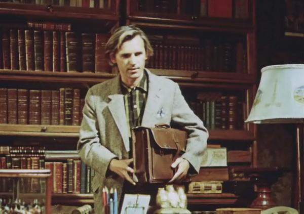 «Монолог» (реж. Илья Авербах, 1972) -  Станислав Любшин - фильм (фото, кадр)