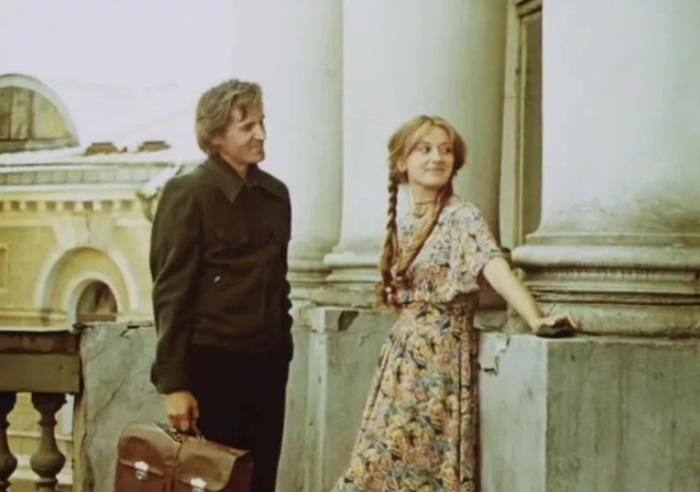 «Монолог» (реж. Илья Авербах, 1972) - Маргарита Терехова, Станислав Любшин - фильм (фото, кадр)