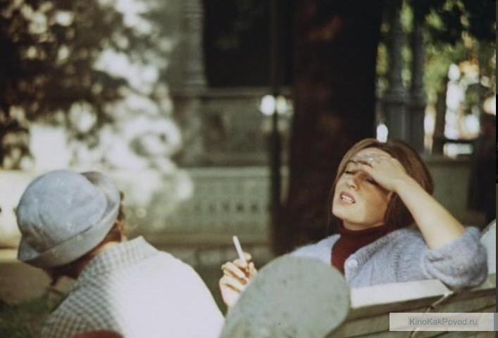 «Монолог» (реж. Илья Авербах, 1972) - Маргарита Терехова - фильм (фото, кадр)