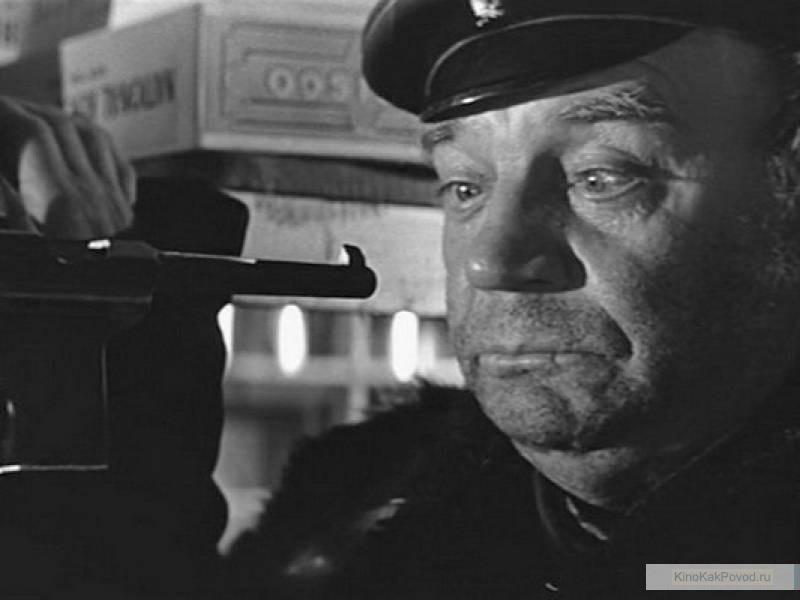 «Начальник Чукотки» (реж. Виталий Мельников, 1966) - Алексей Грибов - фильм (фото, кадр)
