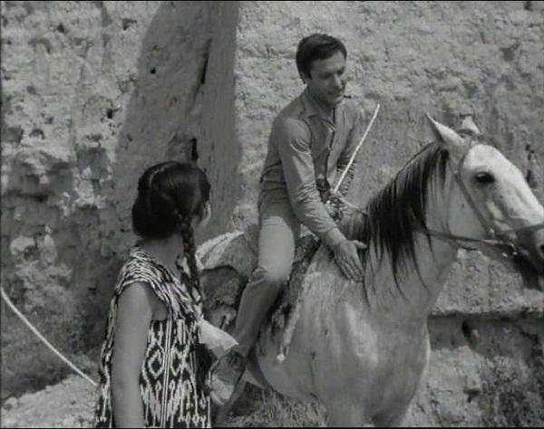 «Нежность» (реж. Эльёр Ишмухамедов, 1966) - в гл.р.  Родион Нахапетов - фильм (фото, кадр)