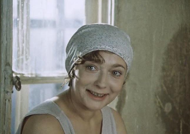 «Объяснение в любви» (реж. Илья Авербах, 1977) - Эва Шикульска - фильм (фото, кадр)