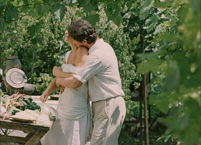 «Объяснение в любви» (реж. Илья Авербах, 1977) - фильм (фото, кадр)