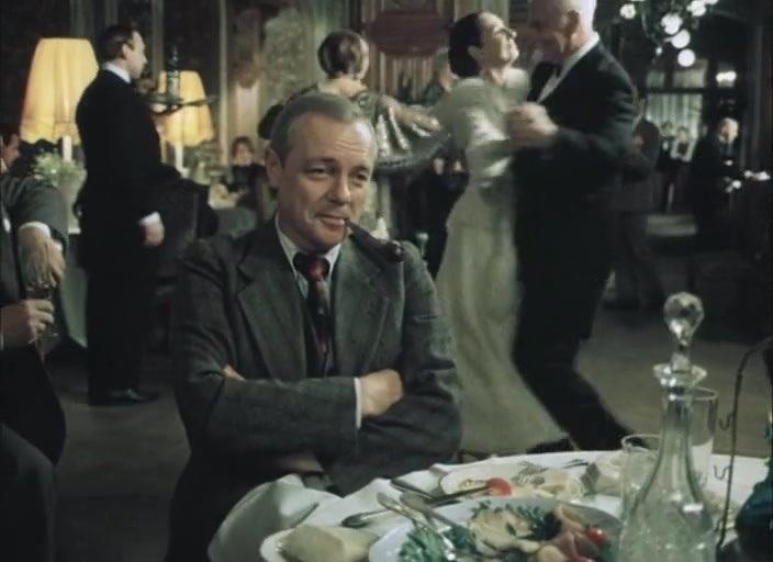 «Объяснение в любви» (реж. Илья Авербах, 1977) - Кирилл Лавров - фильм (фото, кадр)