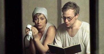 «Объяснение в любви» (реж. Илья Авербах, 1977)