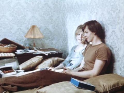 «Смятение чувств» (реж. Павел Арсенов, 1977) - Елена Проклова, Сергей Нагорный - фильм (фото, кадр)