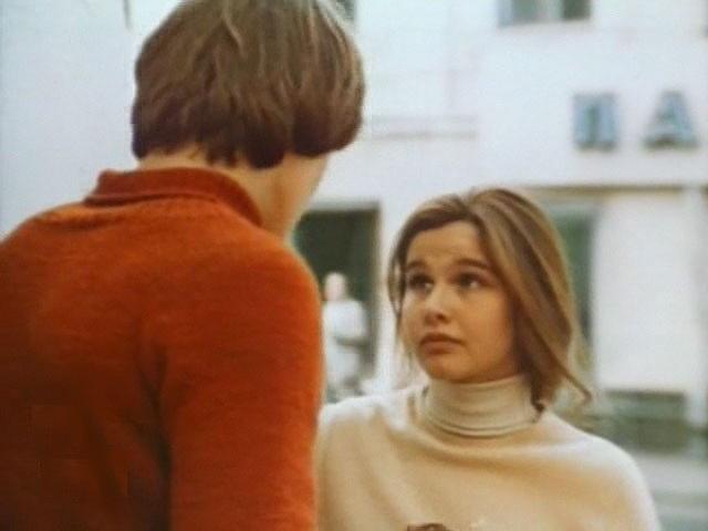 «Смятение чувств» (реж. Павел Арсенов, 1977) - Татьяна Друбич, Сергей Нагорный - фильм (фото, кадр)