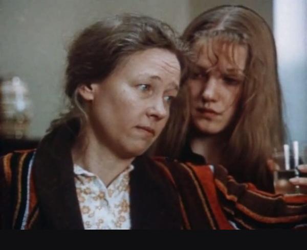 «Смятение чувств» (реж. Павел Арсенов, 1977) - Ия Саввина, Елена Проклова - фильм (фото, кадр)